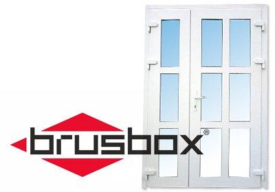 Двери ПВХ BRUSBOX (Брусбокс)