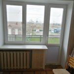 Заказать балконный блок ПВХ с откосами (2-хстворчатое окно с балконной дверью) Бобруйск, Кировск, Глуск, Осиповичи