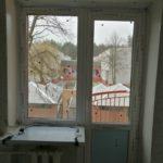 Заказать балконный блок ПВХ без отделки откосов Бобруйск, Кировск, Глуск, Осиповичи
