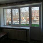 Балконный блок с 3-хстворчатым окном Бобруйск, Кировск, Осиповичи, Глуск
