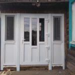 Заказать пластиковые двери Brusbox с оконными конструкциями Brusbox Бобруйск, Кировск, Глуск, Осиповичи
