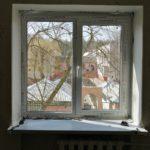 Заказать пластиковые окна 2х-створчатое без отделки откосов Бобруйск, Кировск, Глуск, Осиповичи