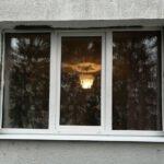 Окно Brusbox-60, 1 створка открывается, в панельном доме Бобруйск, Кировск, Осиповичи, Глуск