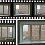 Окно ПВХ Rehau Grazio в кирпичном доме в Бобруйске, Осиповичах, Глуске