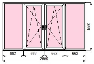 б.р. 2650-1550