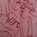 Заказать вертикальные жалюзи «Procomfort» Калейдоскоп Красный Бобруйск, Кировск, Глуск, Осиповичи