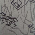 Заказать вертикальные жалюзи «Procomfort» Калейдоскоп Шоколад Бобруйск, Кировск, Глуск, Осиповичи